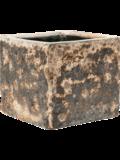 Lava Cube Rust metal