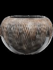 Luxe Globe Brons D:37 cm H:26 cm